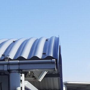 Dachbleche und Steildachzubehör